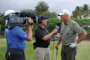 Mitsubishi Electric Championship at Hualalai - Round One